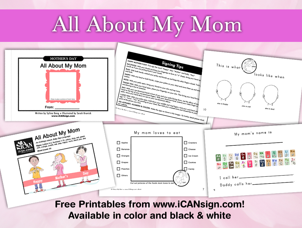 Allaboutmymom Mothersdayprintable Ad. Motheru0027s Day Printable EBook: All  About My ...